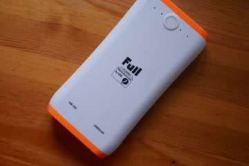 Unboxing powerbanka Full of Energy 20000 mAh